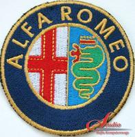 Alfa Romeo - haft komputerowy